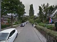 112 melding Politie naar Kreeksehaven in Rotterdam