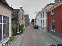112 melding Ambulance naar Bovenstraat in Rotterdam