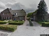 Ambulance naar Gerwenseweg in Nuenen