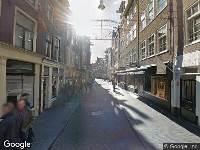 Ambulance naar Zeedijk in Amsterdam