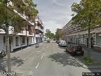 Ambulance naar Brouwersstraat in Rotterdam