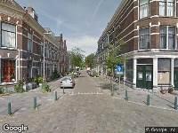 112 melding Ambulance naar Sionstraat in Rotterdam