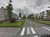 112 melding Ambulance naar Geerlaan in Ridderkerk