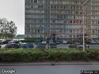 112 melding Ambulance naar Rooseveltlaan in Utrecht