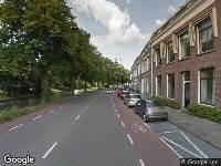 112 melding Ambulance naar Wittevrouwensingel in Utrecht