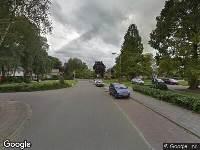 Ambulance naar Johan de Wittlaan in Barneveld