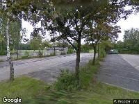Ambulance naar Wettenseind in Nuenen
