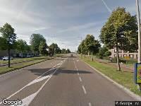 112 melding Ambulance naar Merwedelaan in 's-Hertogenbosch