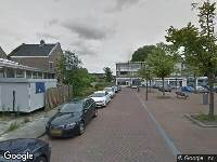 112 melding Ambulance naar Kasteelweg in Rotterdam