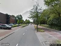 Traumahelikopter naar Kerkewijk in Veenendaal