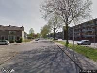 Ambulance naar Orionsingel in Arnhem