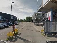 112 melding Ambulance naar Van Zandvlietplein in Rotterdam