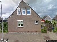 Ambulance naar Zweedse Wijk in Numansdorp