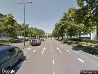 112 melding Brandweer en politie naar Doornboslaan in Breda