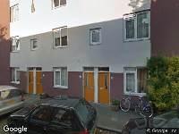 Brandweer naar P.C. Hooftstraat in Utrecht