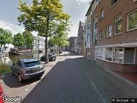 112 melding Politie naar Korte Haven in Schiedam