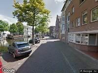 Ambulance naar Korte Haven in Schiedam