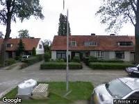 112 melding Besteld ambulance vervoer naar Generaal Bothastraat in Eindhoven