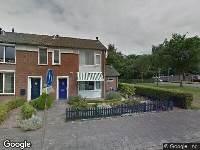 Ambulance naar Weilustlaan in Breda