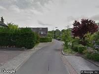 112 melding Ambulance naar Sittardstraat in Arnhem