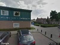 112 melding Ambulance naar Palmboomstraat in 's-Hertogenbosch