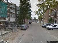 112 melding Ambulance naar Hooidrift in Rotterdam