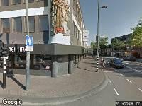 Brandweer naar Geldropseweg in Eindhoven