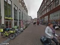 Ambulance naar Achterom in Dordrecht