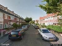 Traumahelikopter naar Corfstraat in Alkmaar