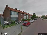 Ambulance naar Kleefkruidstraat in Arnhem