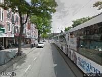 112 melding Ambulance naar Vierambachtsstraat in Rotterdam