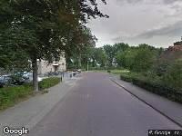 Ambulance naar Klaverlaan in Arnhem