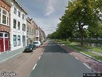 112 melding Brandweer naar Academiesingel in Breda