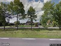 Politie naar Hessenweg in Zwolle
