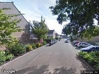 Ambulance naar Pinksterbloemstraat in Klaaswaal