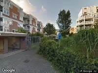 Ambulance naar Lopikhof in Amsterdam