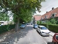 Ambulance naar Hemonylaan in Arnhem