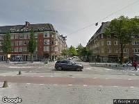 Besteld ambulance vervoer naar Deurloostraat in Amsterdam
