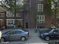 Besteld ambulance vervoer naar Gerrit van der Veenstraat in Amsterdam