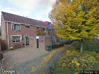 Ambulance naar Purmerendstraat in Arnhem