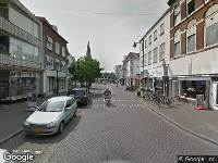 Ambulance naar Hommelstraat in Arnhem