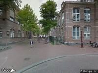 Ambulance naar Roggeveenstraat in Amsterdam