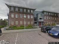 112 melding Brandweer naar De Drie Dukatons in Leeuwarden