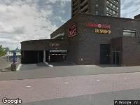 Brandweer naar Prinsessesingel in Venlo