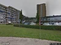 Brandweer naar Haringvlietstraat in Dordrecht