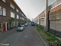 Ambulance naar Pelikaanstraat in Utrecht