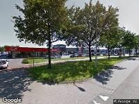 Brandweer naar Oude Meppelerweg in Zwolle
