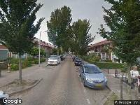 Brandweer naar Dr. van den Brinkstraat in Monster