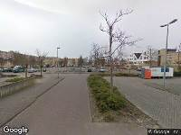 112 melding Ambulance naar Bonairestraat in Alkmaar