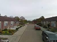 112 melding Ambulance naar Graaf van Loonstraat in Stavenisse